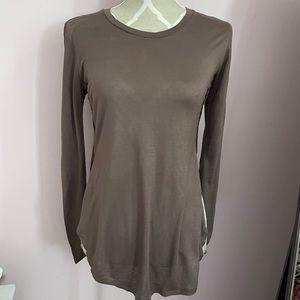 Long sleeve everyday blouse